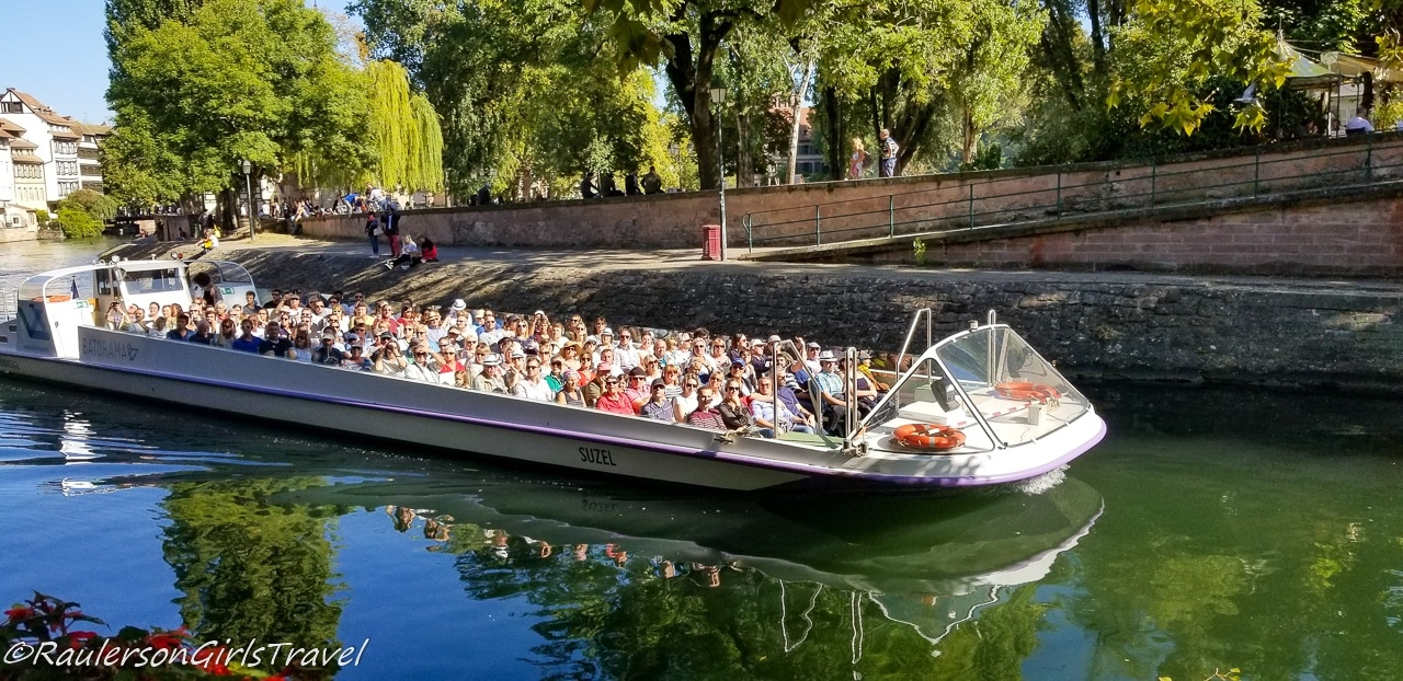 River Barge Cruise - Things to do in Strasbourg