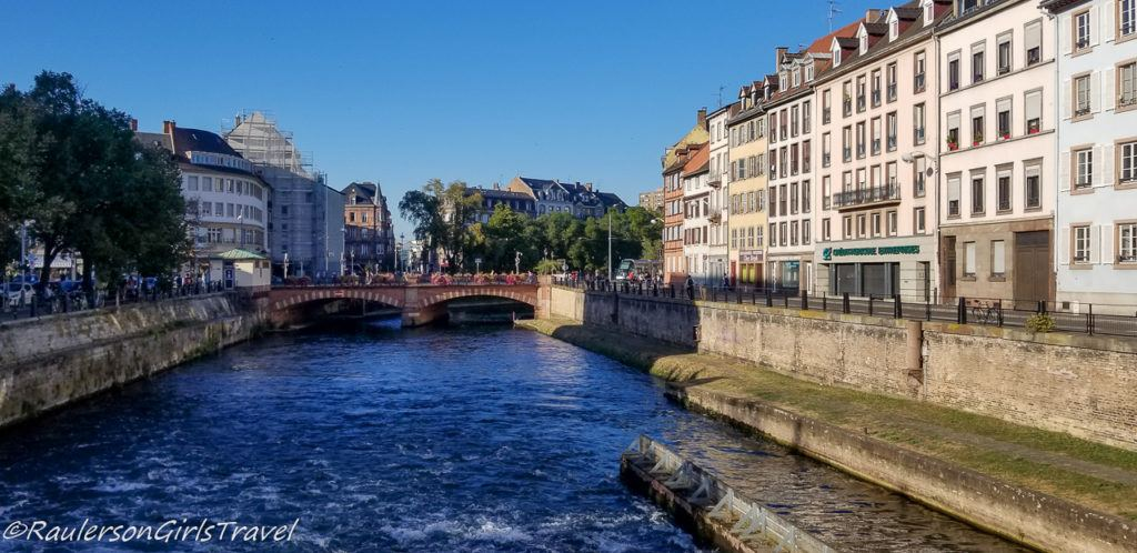 The Canal in Strasbourg