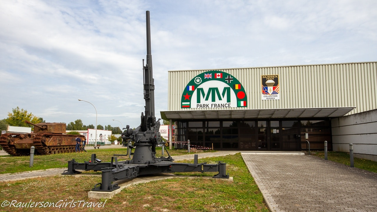 MM Park France - WW2 Museum in Alsace