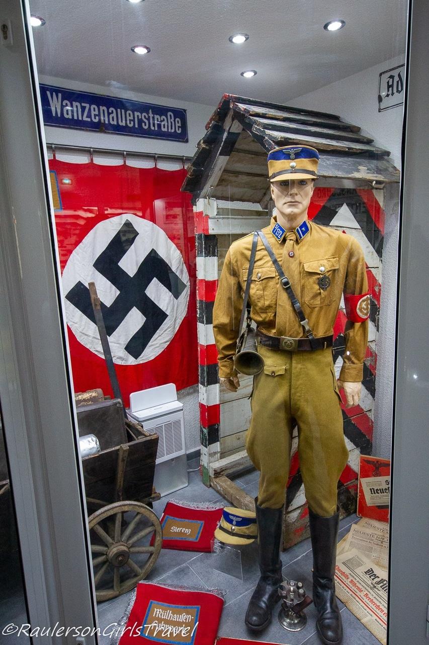 WW2 German uniform and paraphernalia