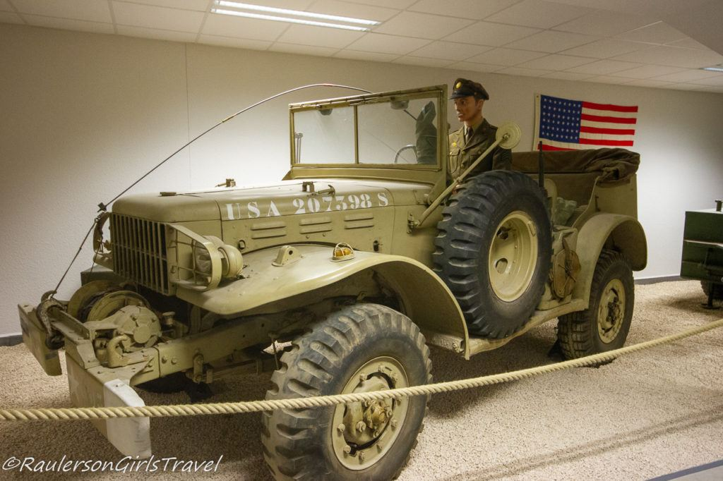 US Jeep from WW2