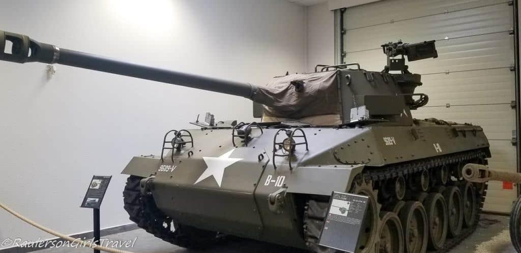 Hellcat Tank
