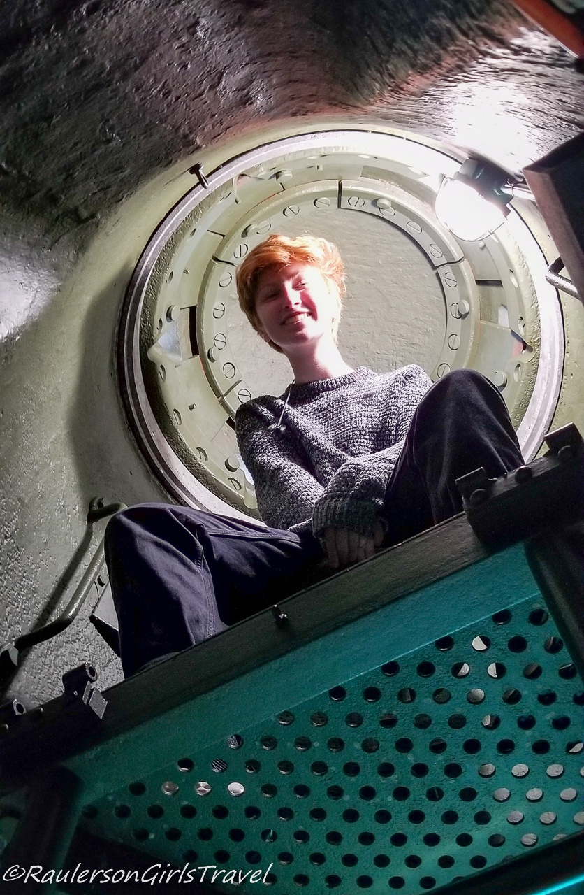 Mason on a sub in MM Park France