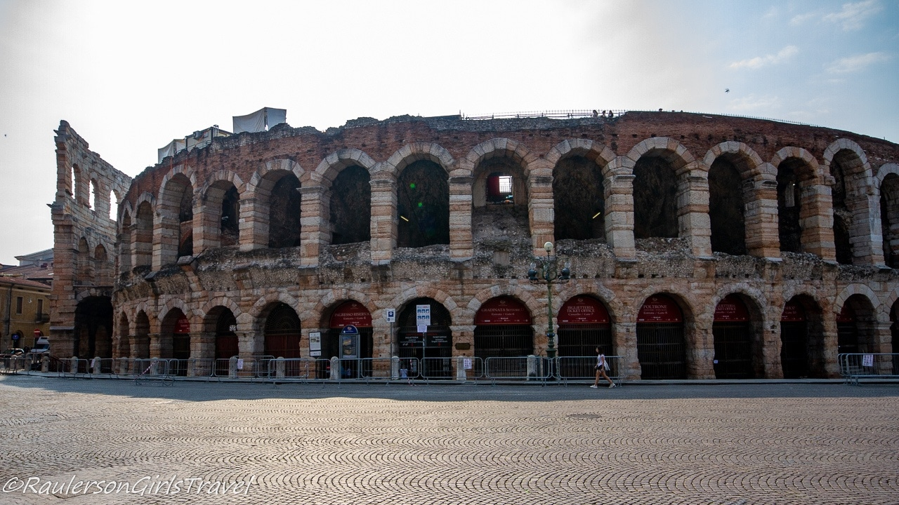 Amphitheater Arena - Things to do in Verona