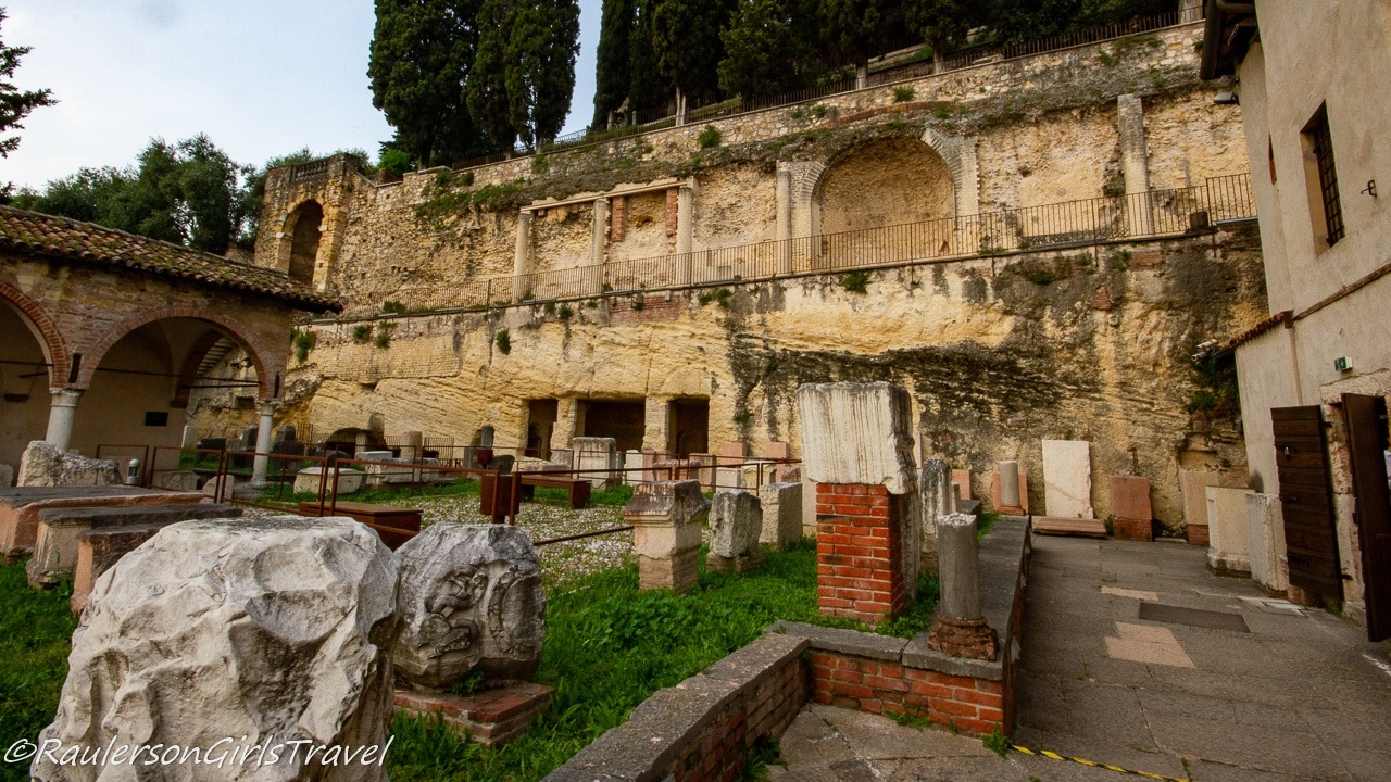 Archaeological Museum at the Roman Theater