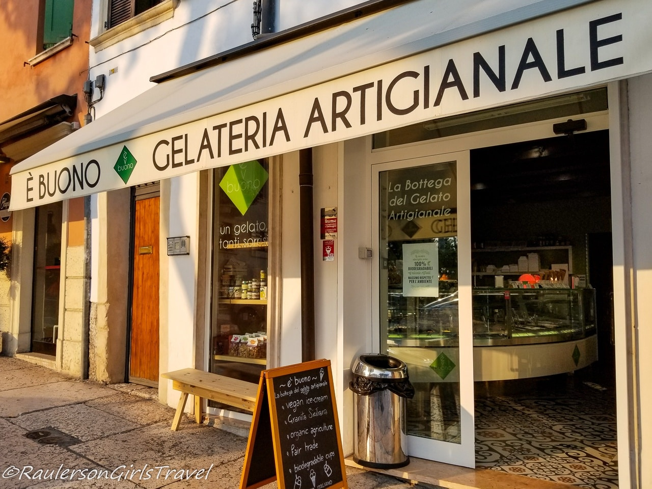 È Buono Verona - Gelateria Artigianale