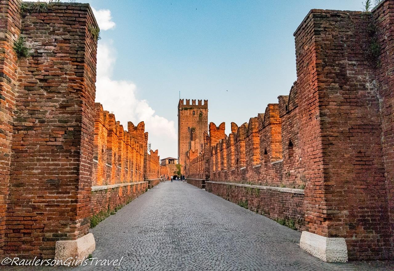 Castelvecchio Ramparts