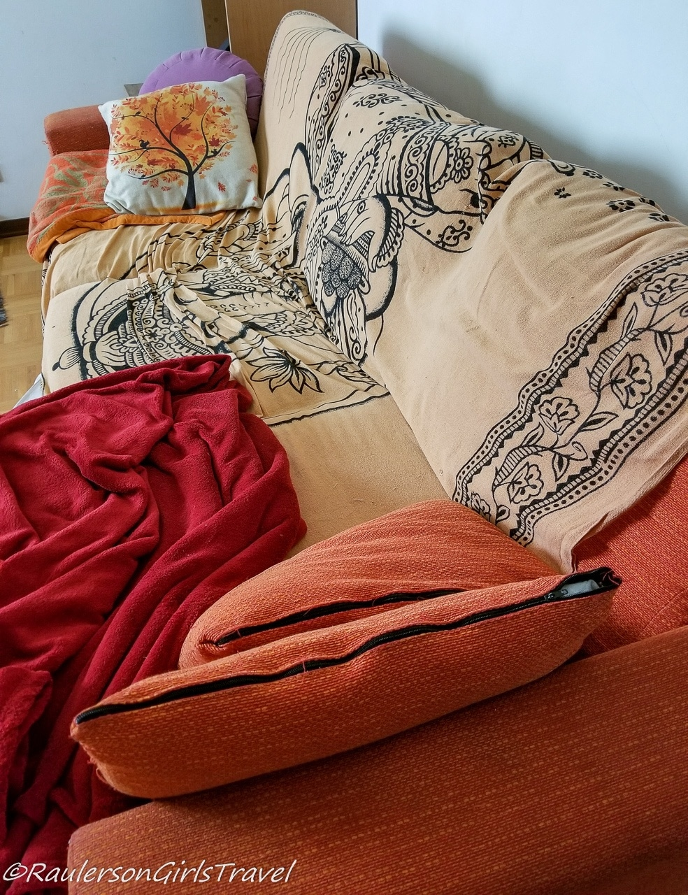 CouchSurfing in Verona