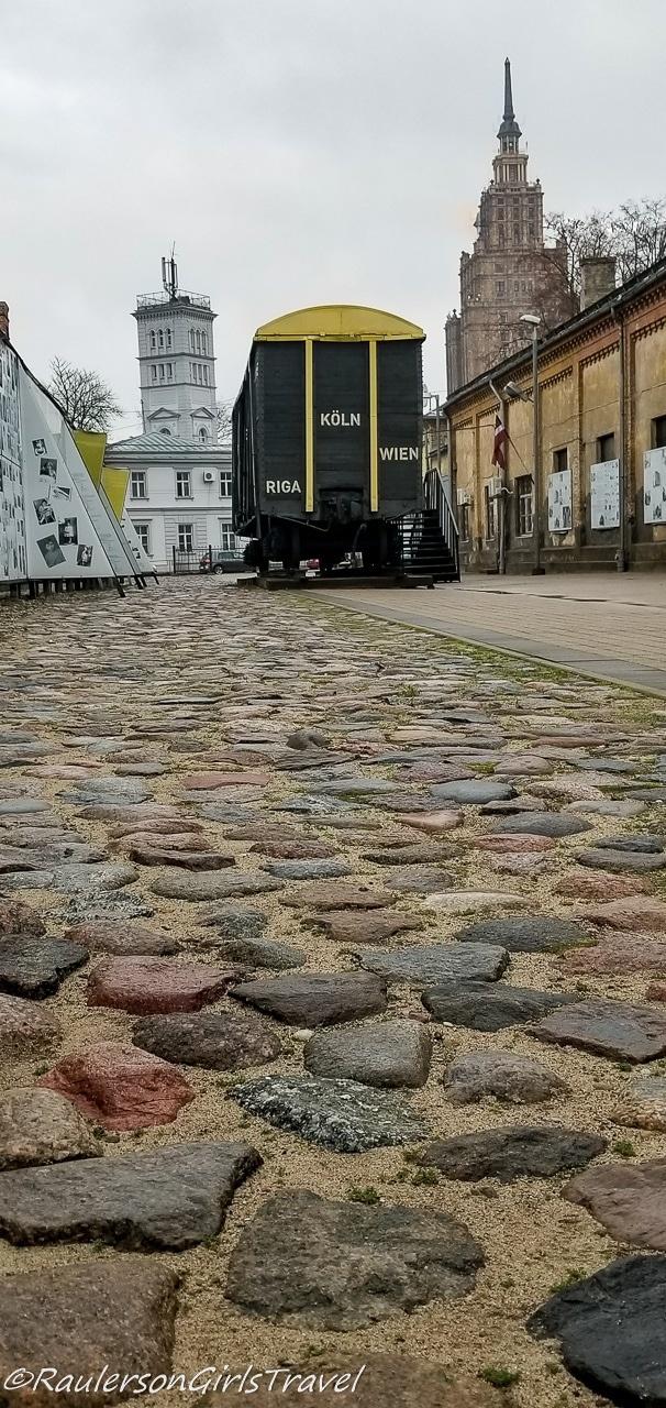 Riga Ghetto and Latvian Holocaust Museum