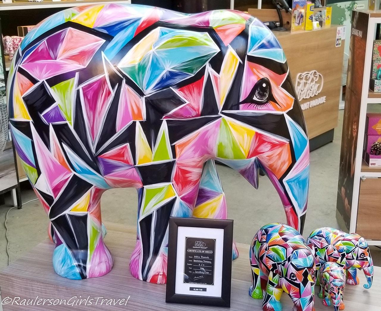 Hidden Diamonds - Elephants on Parade