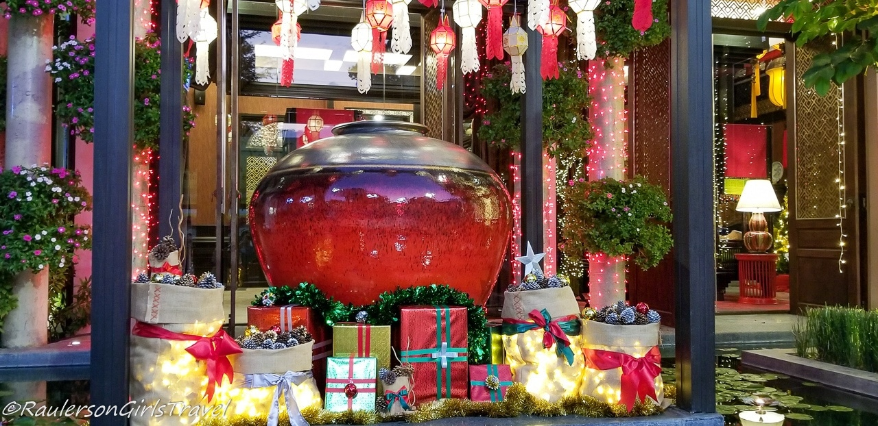 Decorations in Chiang Mai - Holidays Abroad