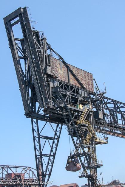 Machinery at Algoma Steel Inc.