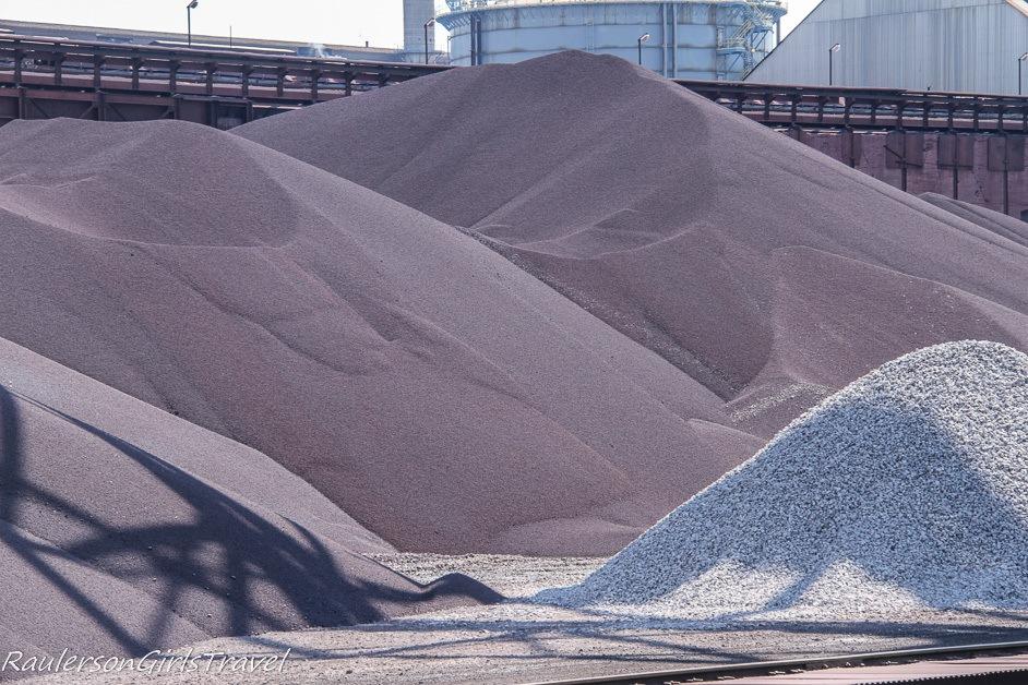 Raw Material at Algoma Steel Inc.