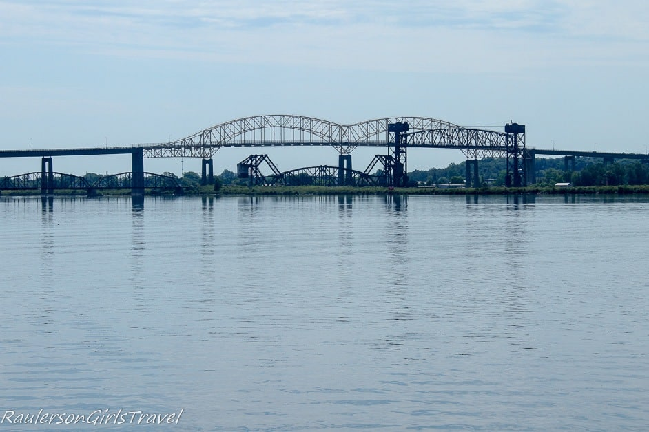 Sault Ste. Marie International Bridge and Railway Bridge