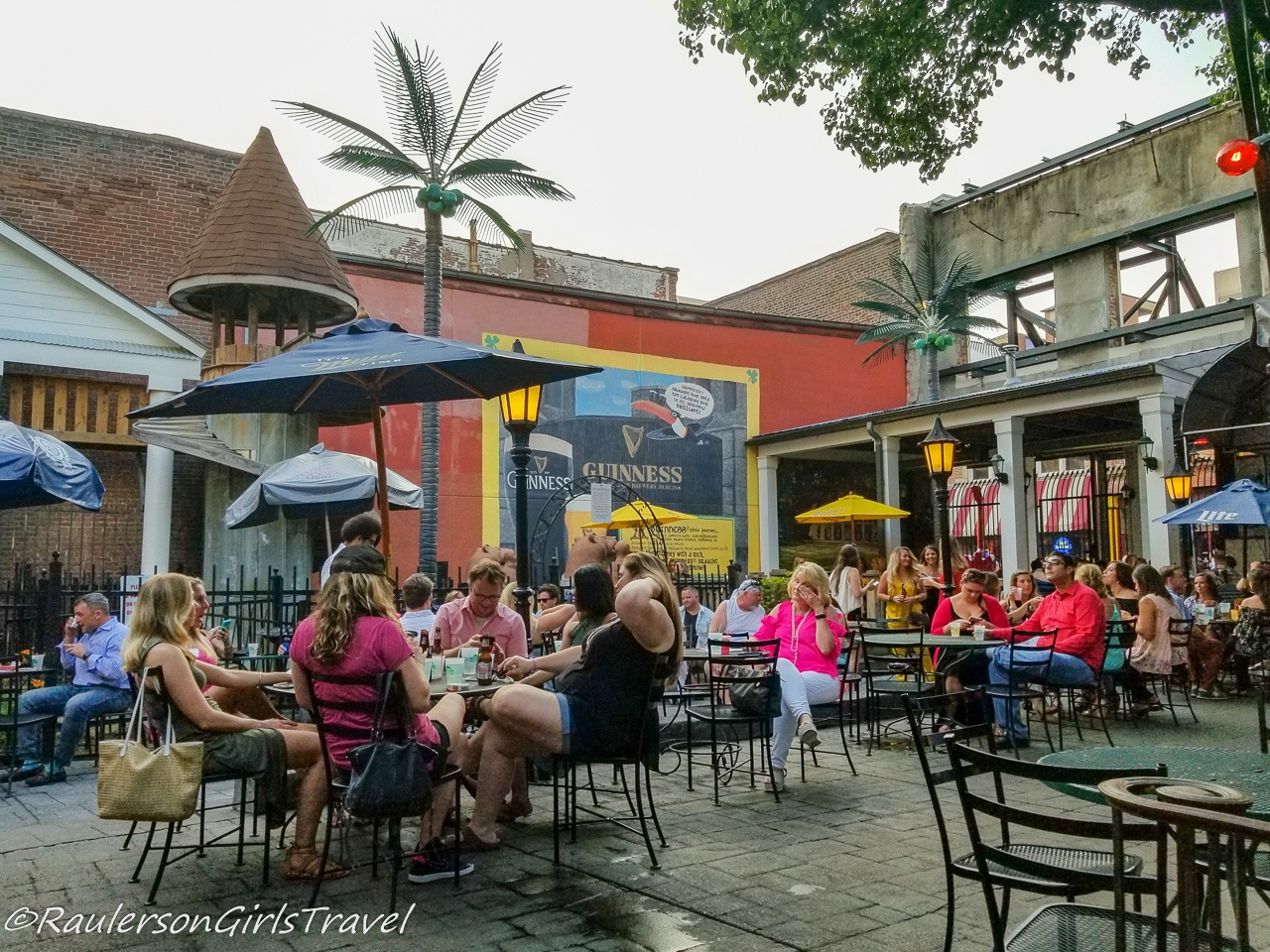 Silky O'Sullivan's - Memphis Restaurants