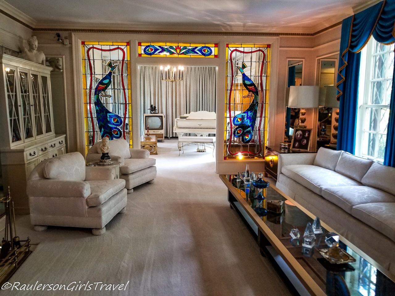 Living Room in Graceland