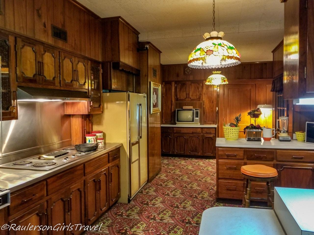 Kitchen in Graceland