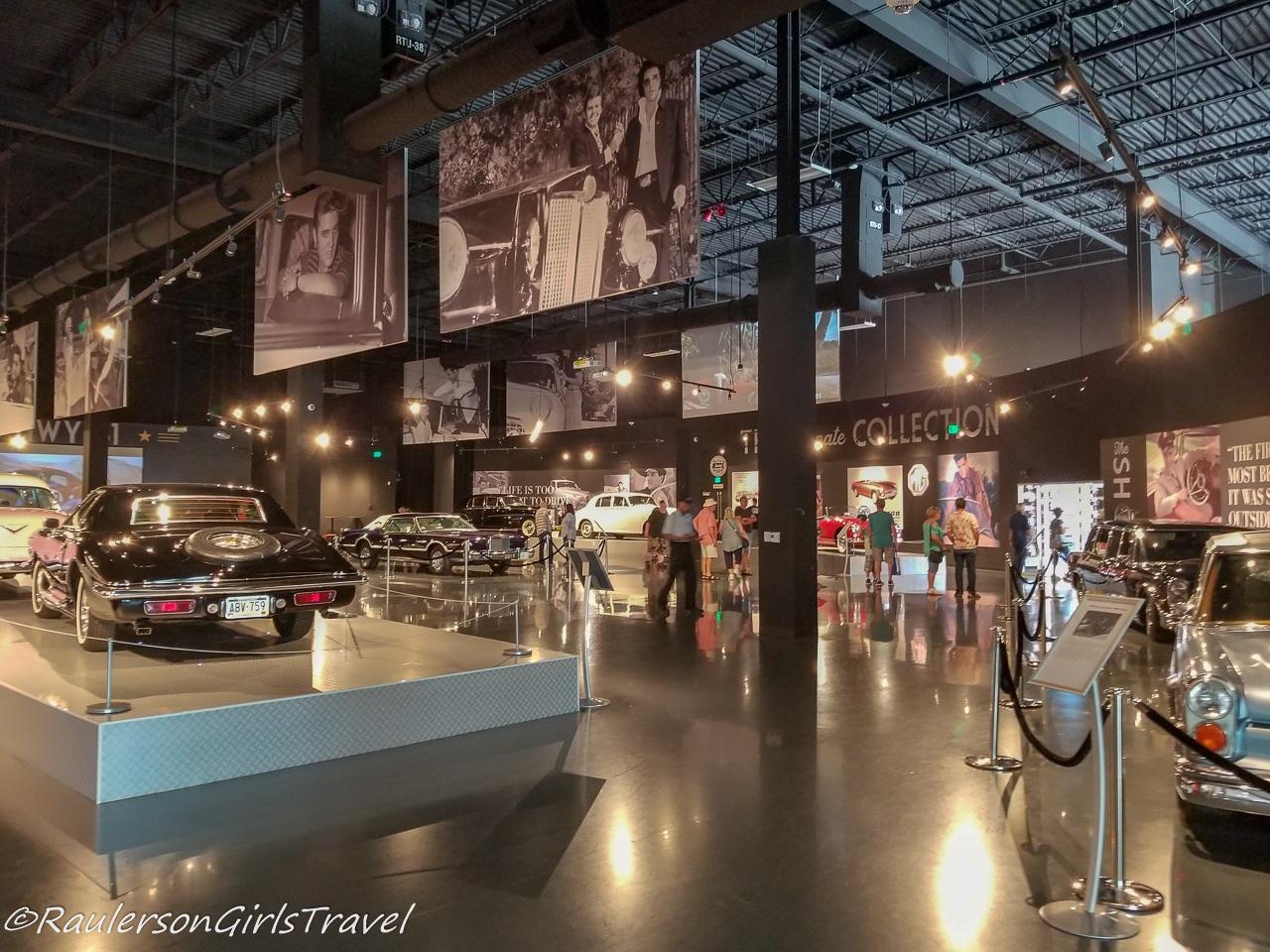 Presley Motors Automobile Museum & Presley Cycles