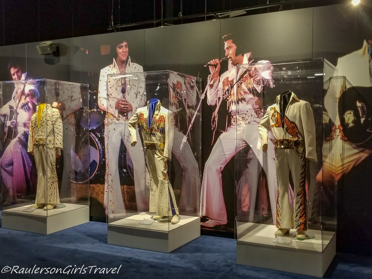 Elvis Presley's Costumes for Concerts