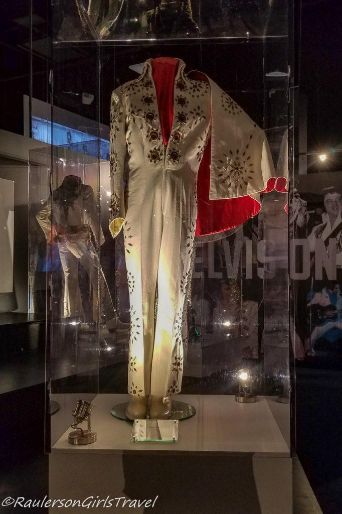 Elvis Presley Suit and Cape