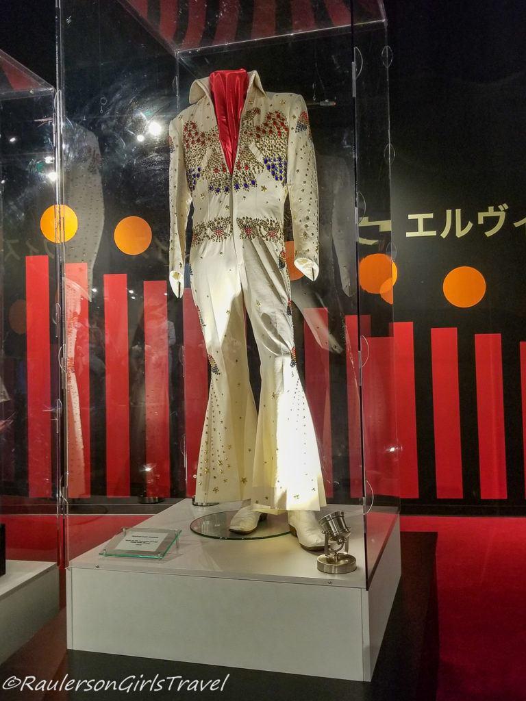 Elvis Presley's Eagle Suit