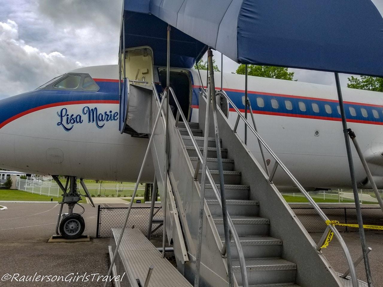 Lisa Marie Airplane