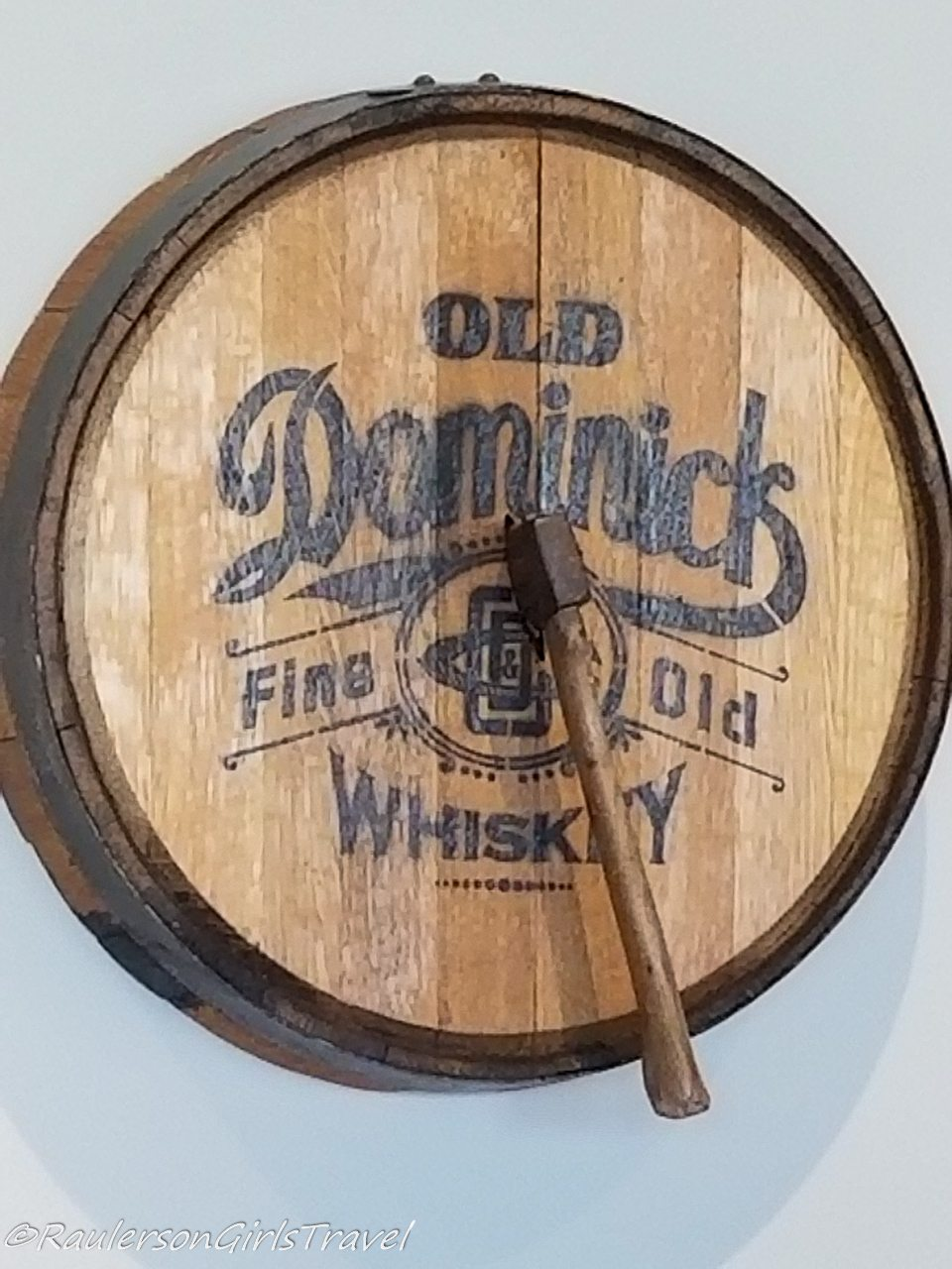 Old Dominick Whiskey