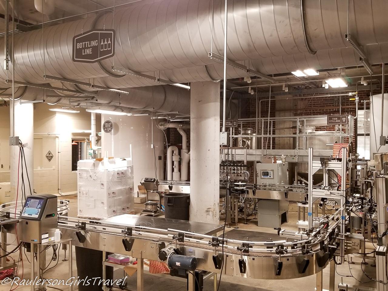 Old Dominick Distillery - Memphis Restaurants