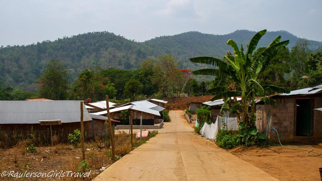 Lisu Tribe Village - Thailand Tribes