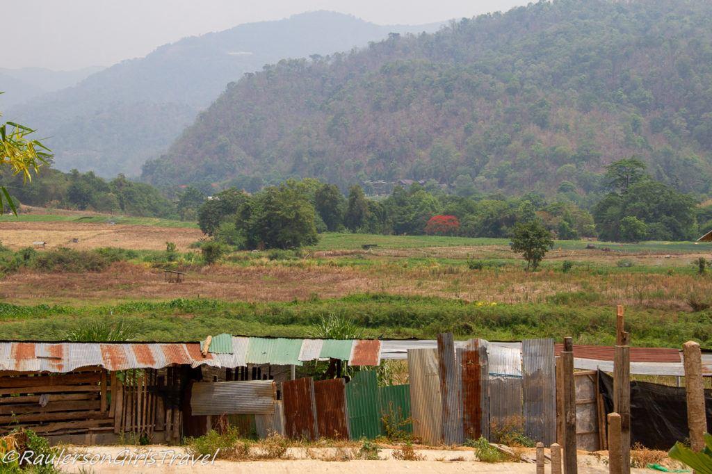 Scenic views from Lisu Tribe