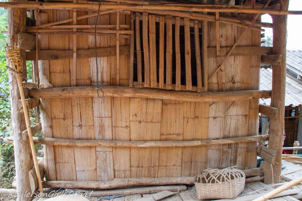 Home in Karen Tribe