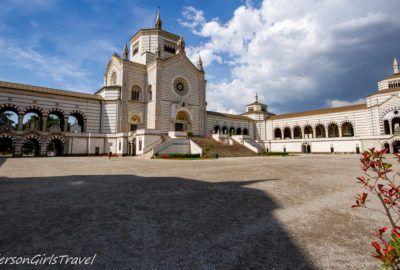 Famedio - Cimitero Monumentale