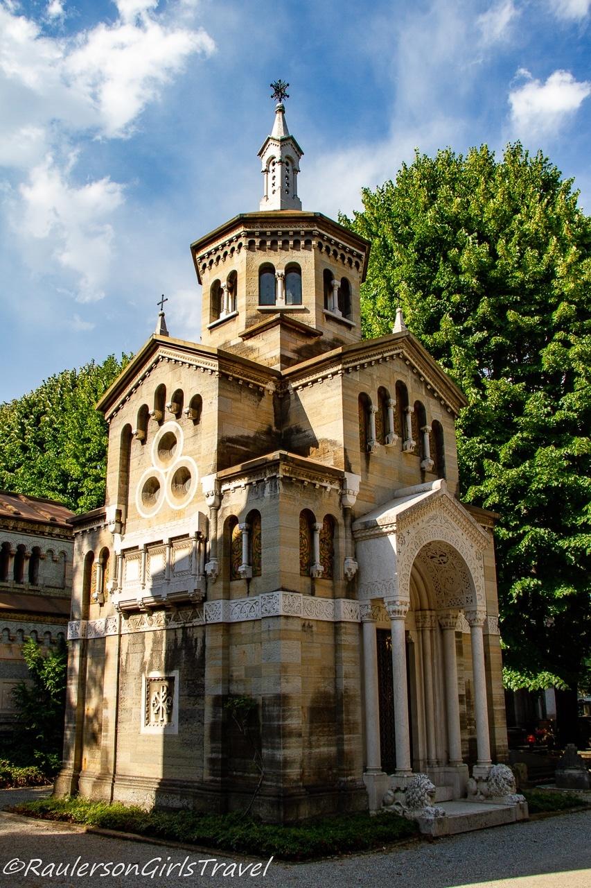 Yellow Stone Mausoleum