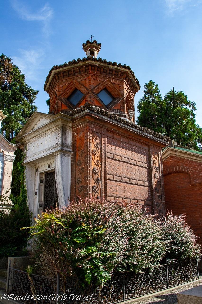 Conti Family Mausoleum