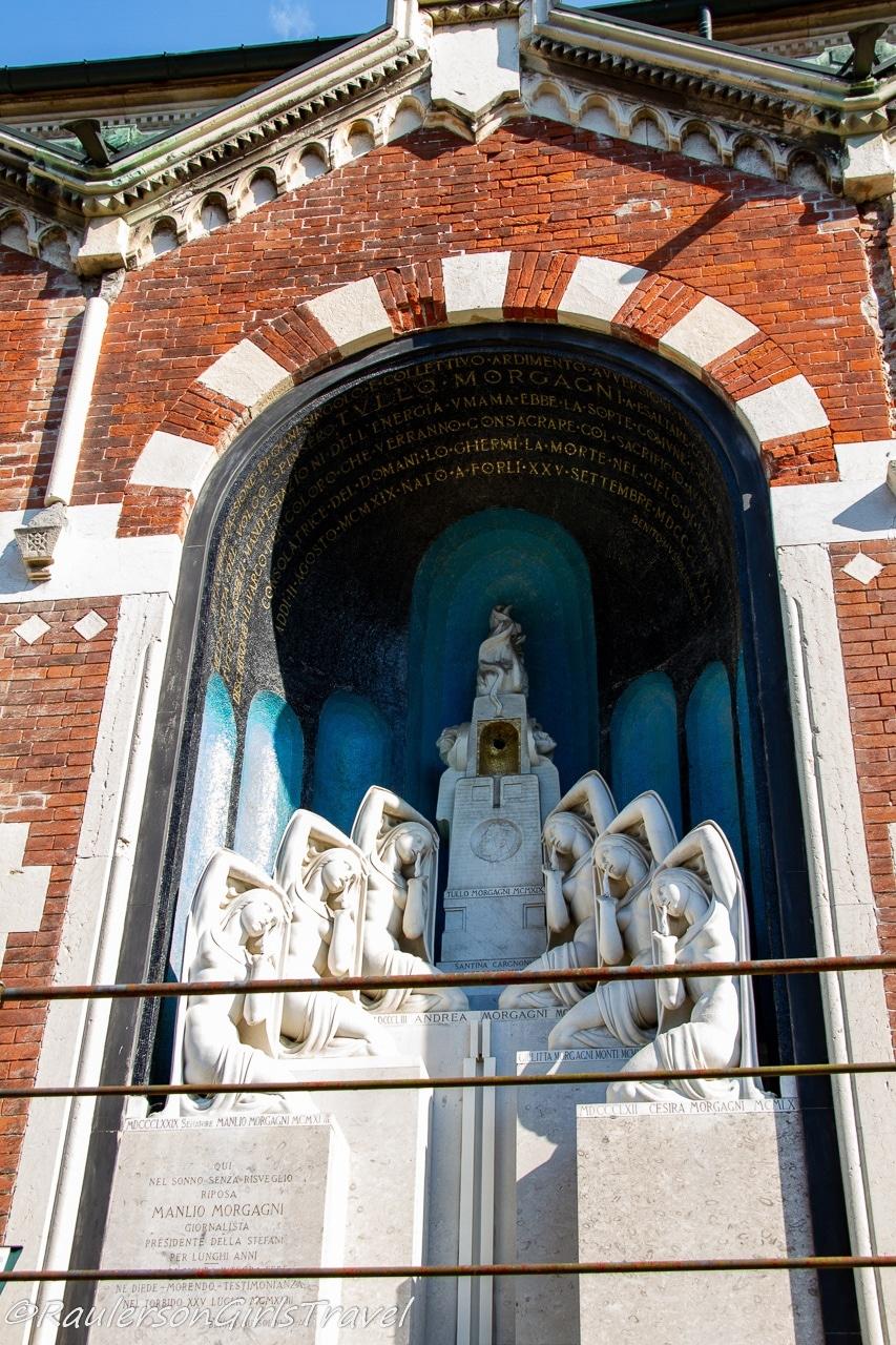 Morgagni family monument