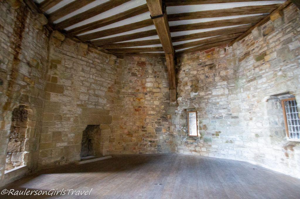 Inside the Queen's Tower