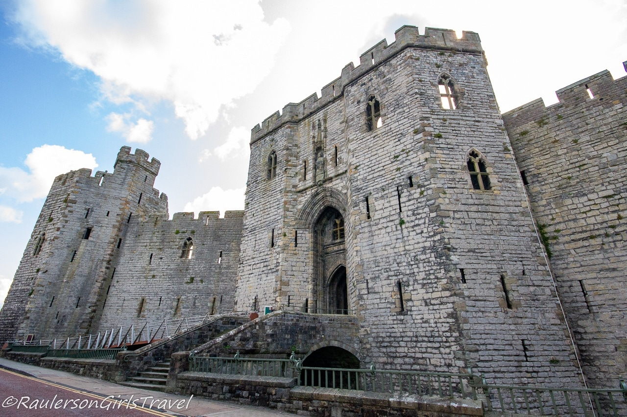 The King's Gate - things to do in Caernarfon