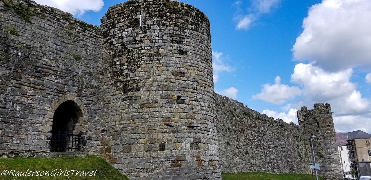The Walled Town - Things to do in Caernarfon