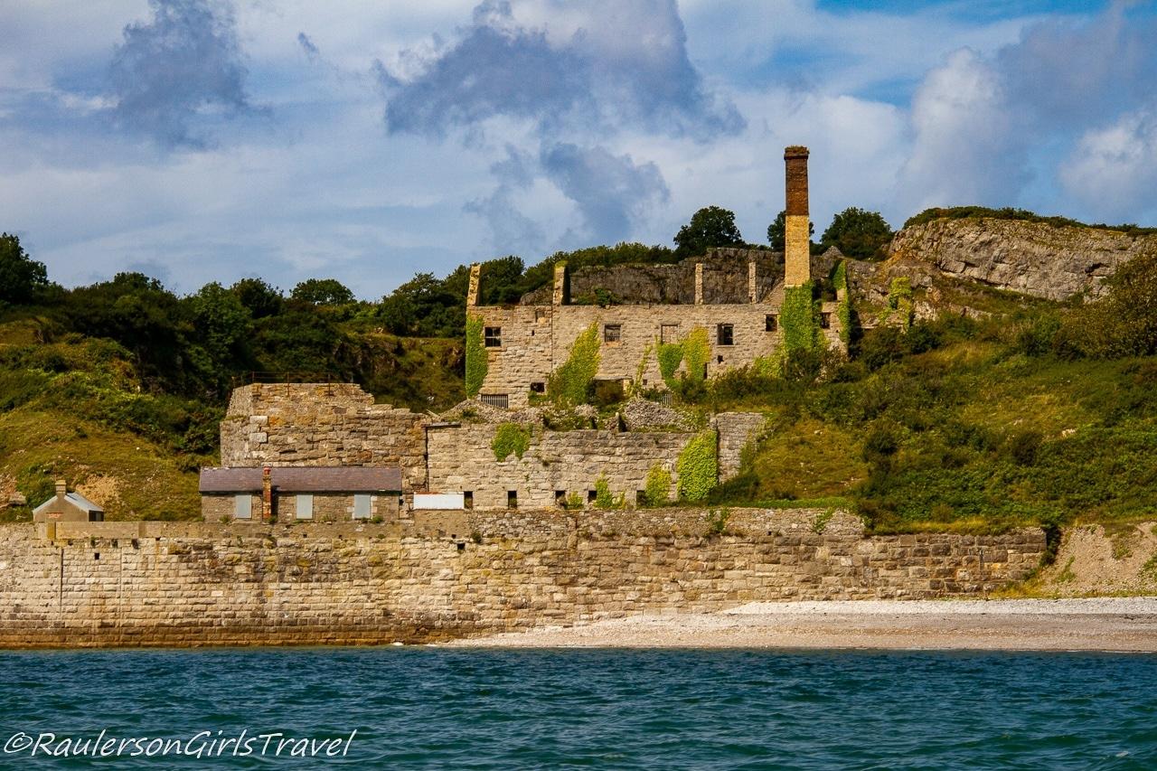 Penmon Priory Ruins
