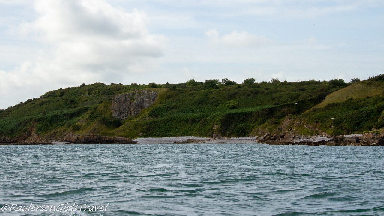 Coastline of the Isle of Anglesey
