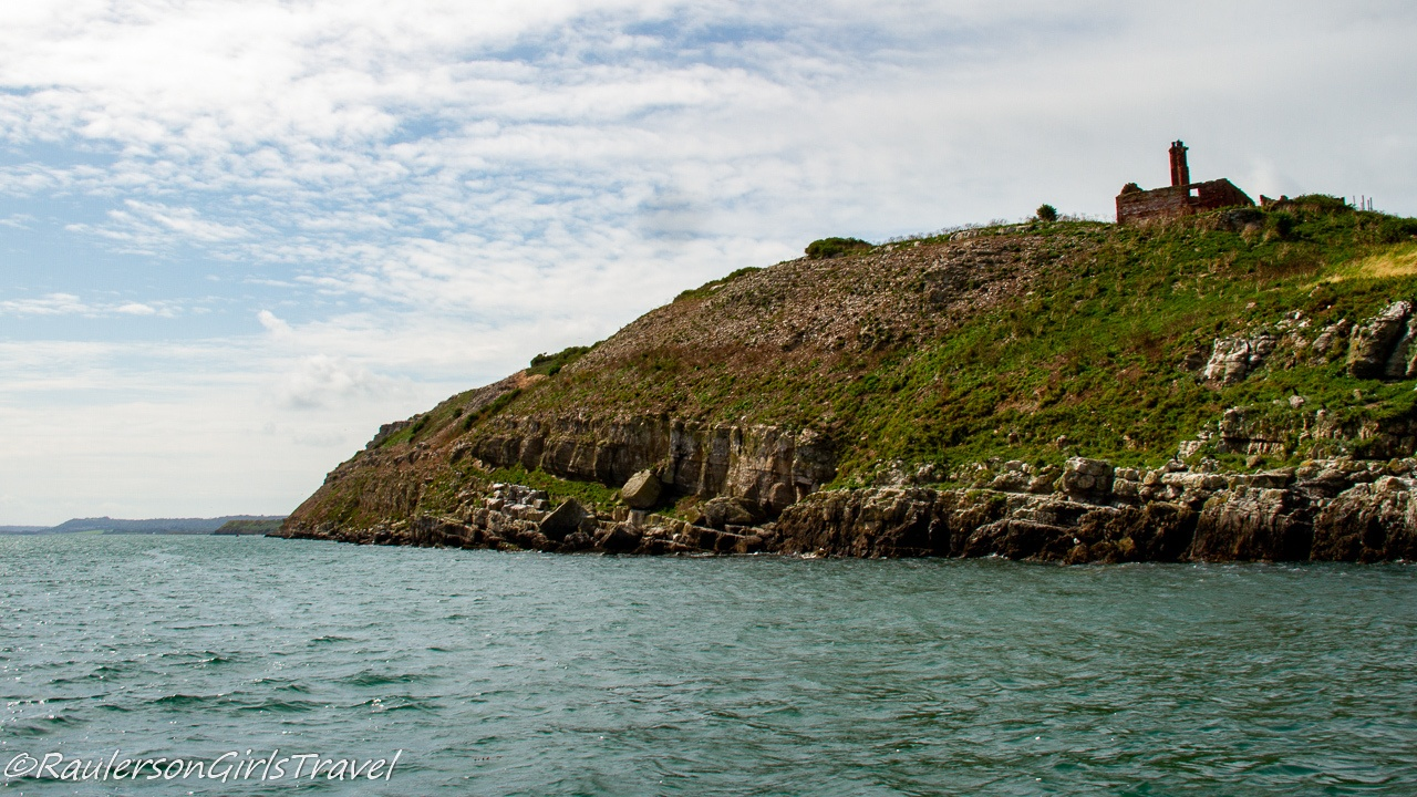East Side of Puffin Island