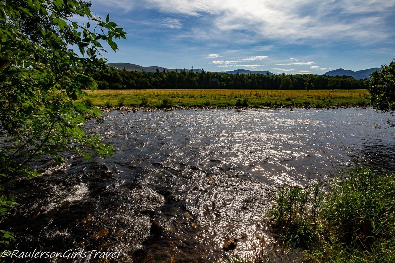 The River Ogwen