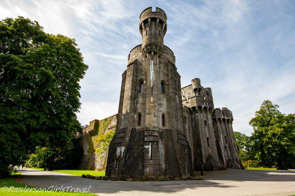 Penrhyn Castle Towers