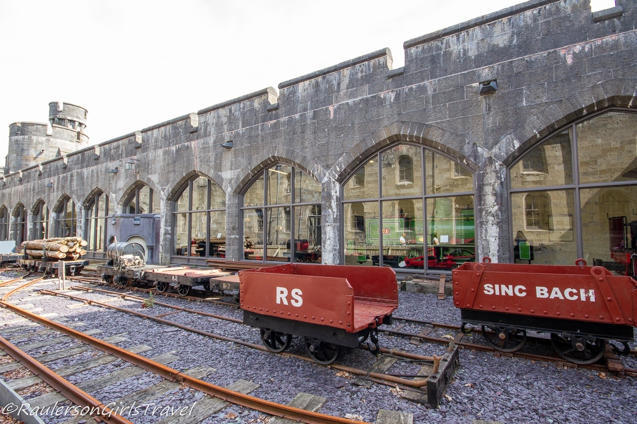 Railway Museum at Penrhyn Castle