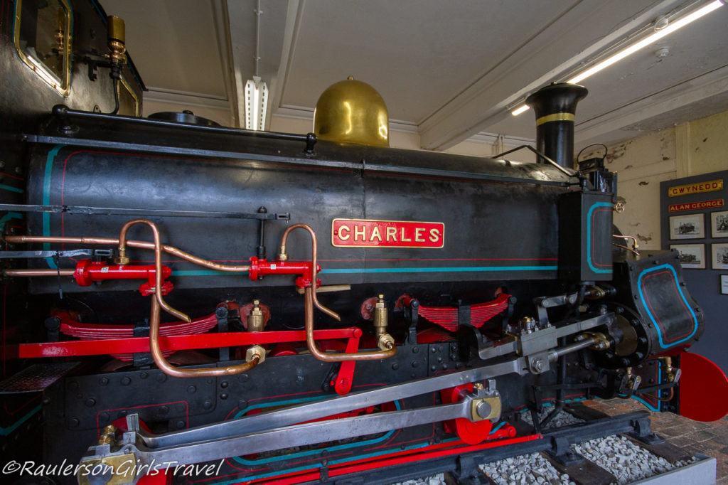 Charles Locomotive Engine