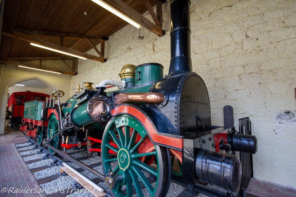 Fire Queen Locomotive