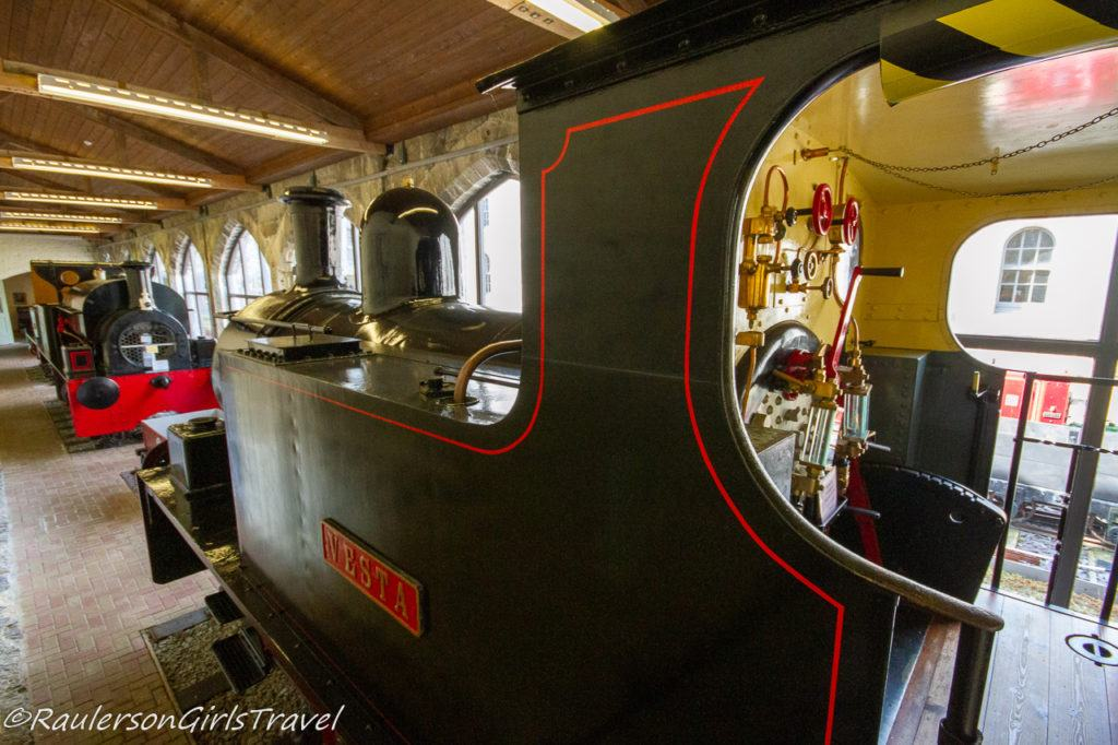 Vesta Locomotive