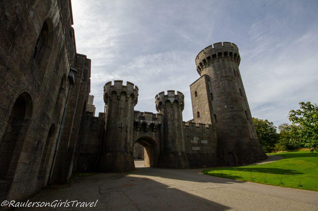 Side Gate at Penrhyn Castle