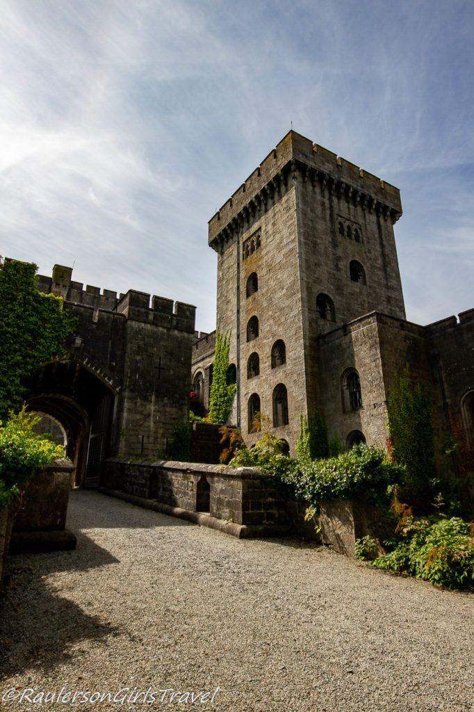 Front Gate of Penrhyn Castle