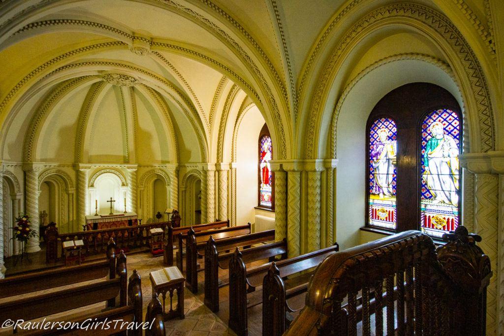 Chapel in Penrhyn Castle